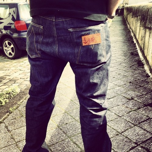 ushowu:  #misterfreedom #ushowu #lot44 #denim #jeans (Taken with instagram)