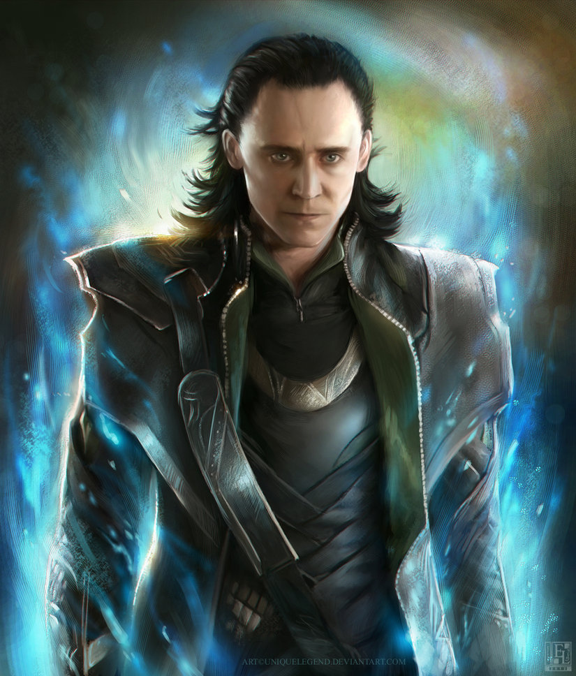 dragoon811:  Loki - The Avengers by uniqueLegend on DeviantArt. Wow. Just…wow.