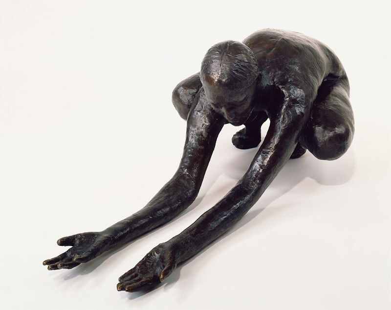 "Kiki Smith, Untitled, 1992, bronze with patina, 19 ½ x 51 x 25 inches, edition of 2 + 1 AP © Kiki Smith, courtesy The Pace Gallery Tomorrow night The FLAG Art Foundation will present ""Watch Your Step,"" a group exhibition with works by Pace artists Tara Donovan, Kiki Smith, and Corban Walker among others.  We hope you get a chance to visit this incredible show!"