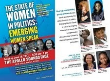 Attend 'Emerging Women Speak Forum' at the Apollo in Harlem  (via http://harlemgal-inc.com/2012/06/05/attend-emerging-women-speak-forum-at-the-apollo-in-harlem/)
