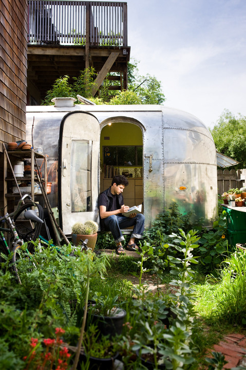 sweethomestyle:  (via The Airstream Life - Homes - Dwell)