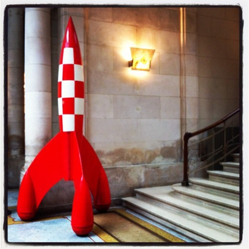 | comic strip museum | brussels |