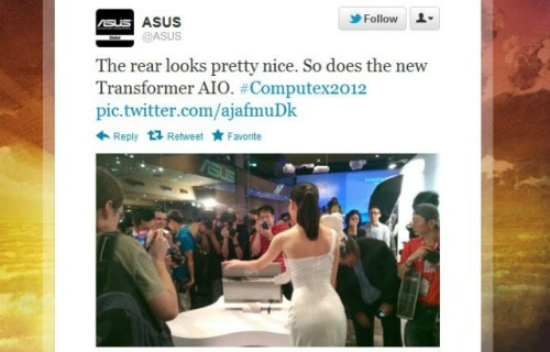 I think the real question is why is ASUS at E3?