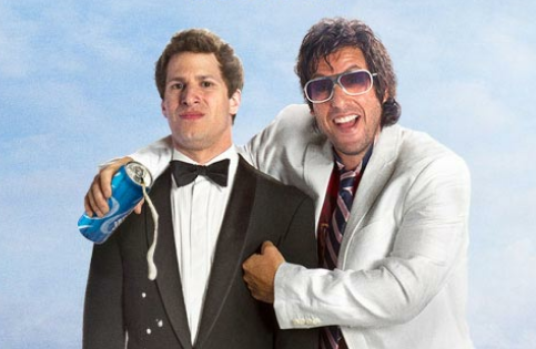 What's in store for Andy Samberg now that he's officially left Saturday Night Live? Will there be more joke-rap in the comedian's future? Will his serious turn in the upcoming Celeste and Jesse Forever (co-starring—and co-written by—Rashida Jones) bring in critical accolades? Most importantly, will his career survive the pile of stinking garbage that is his upcoming flick That's My Boy, in which he plays the son of an immature Adam Sandler (redundant, I know) who is just 13 years his senior? Some Thoughts on 'That's My Boy' and Andy Samberg's Career