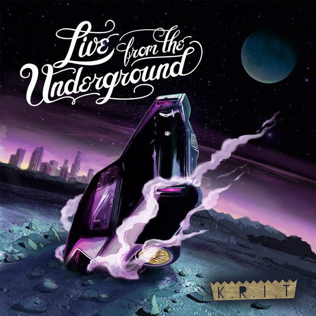 Today in Hip-Hop… Big K.R.I.T. dropped LIVE FROM THE UNDERGROUND Go cop! http://innercitytapes.com