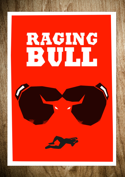 Raging Bull by Rocco Malatesta