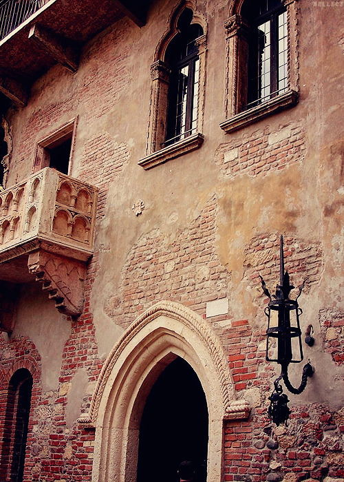 bellecs:  House of Juliet Verona