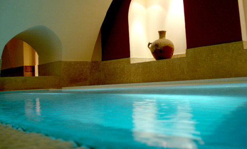Luxury at O'kari Hammam & Spa For Travel Club rewards visit girlsguidetoparis.com