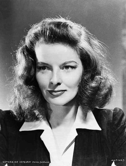 Hott Tamale of the Day!!! Katharine Hepburn.