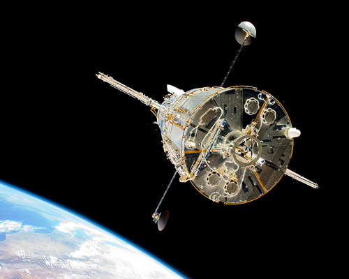 "crookedindifference:  NASA Gets Two New Hubble Telescopes — Absolutely Free  All good things must come to an end, though. The shuttle is flying no more, and within the next couple of years, the aging telescope will gradually wink out too. It will be a terrible loss to science, and it kind of makes you wish someone had a spare Hubble secretly stashed away, just waiting to be unpacked and sent into orbit. That's what would happen in the Hollywood version, anyway. But it turns out that it is happening in real life too. The National Science Foundation has just revealed the existence of not one but two pristine, Hubble-class space telescopes still in their original wrappings in a warehouse in Rochester, N.Y. The pair was originally built for the National Reconnaissance Office, the agency in charge of spy satellites, to look down at Earth rather than up into space. But the NRO has moved on to bigger and better instruments, and decided to hand the telescopes over. ""It just blew me away when I heard about this,"" says Princeton astrophysicist David Spergel, a member of the National Academy of Science's Committee on Astrophysics and Astronomy. ""I knew nothing about it."" The unexpected gift has sent NASA and the astronomical community, both of which have learned to live with smaller budgets and lower expectations in recent years, into a mild state of shock. It's not clear what they'll do with this astonishing gift — and indeed, even among the handful of scientists who have been in on the secret, there's only a general consensus on how they might use just one of the telescopes, never mind both. But while the free scopes are essentially there for the taking, there are a lot of hurdles to overcome. The cost of adapting cameras and other instruments to the rest of the components, then launching the whole thing and operating it for years won't be insignificant. ""A 50% discount still means you have to come up with the other 50%,"" says Spergel. Still, getting the new scope into space should at least be cheaper than it was to launch the Hubble. ""Hubble,"" he says, ""is really a 1960s-era telescope. It's very heavy and fairly long. This one will be lighter and smaller."" Even with drastic upgrades, Hertz says, it's plausible that it would cost just $1 billion to adapt and launch the proposed WFIRST — an absurdly low figure for such a powerful machine. As for the second free telescope, the consensus so far, says Spergel, is that ""we wait until sometime in the 2020s to decide what to do with it."" At the moment, the James Webb Space Telescope, the Hubble's official successor, is eating up the lion's share of NASA's science budget, and even at a discount, there's no way the agency can move ahead with both of the unexpected freebies at once.  I sure hope this doesn't kill the James Webb Space Telescope."