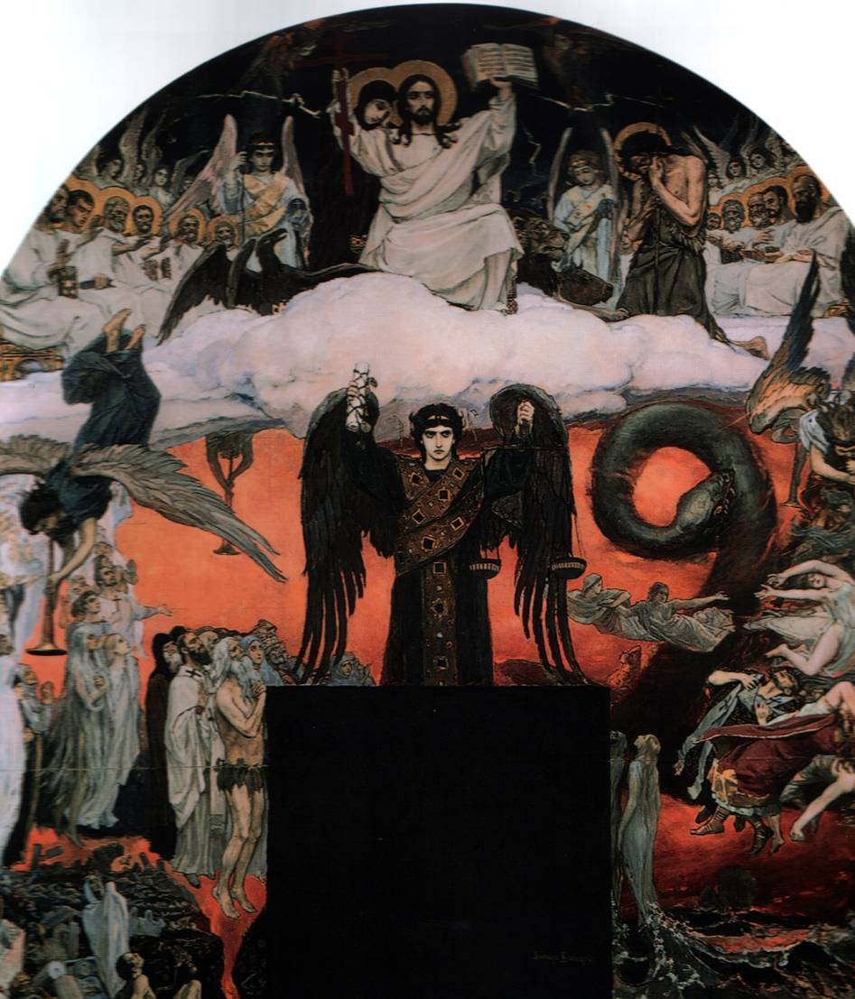 styxdreams:  The Last Judgment, Viktor Vasnetsov