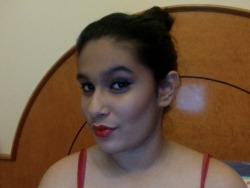 Lovin' my new lipgloss! :D