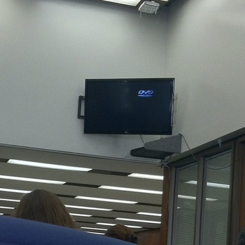 At jury duty watching the floating DVD logo, hoping it hits the corner >