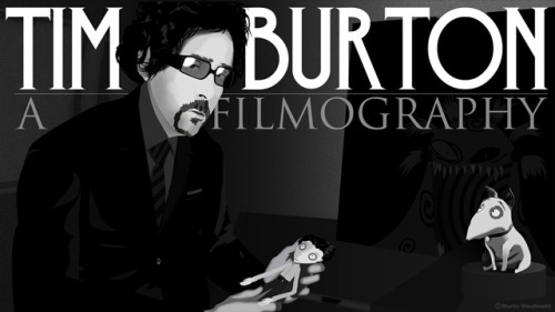 An Animated Filmography of Tim Burton