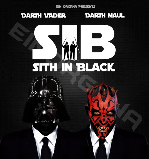 suicidegeeks:  Sith In Black