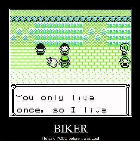 YOLO is really cool…? Da fuq?!