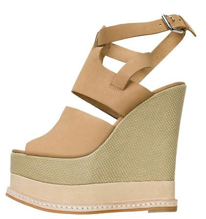 Matiko Shoes | Cher Wedge @ Swell.com