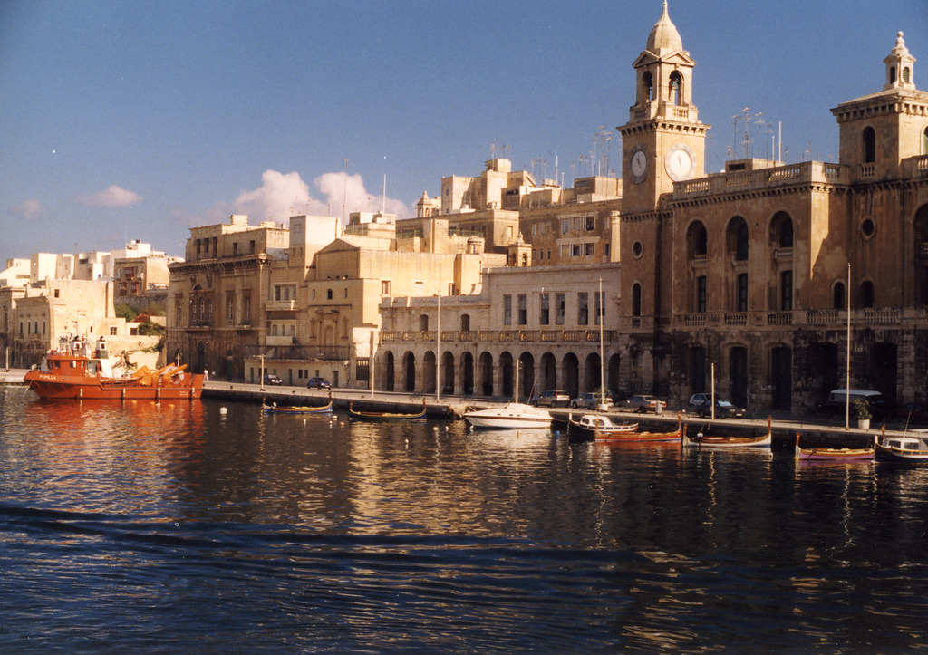 Malta (by schreibtnix on 'n off)