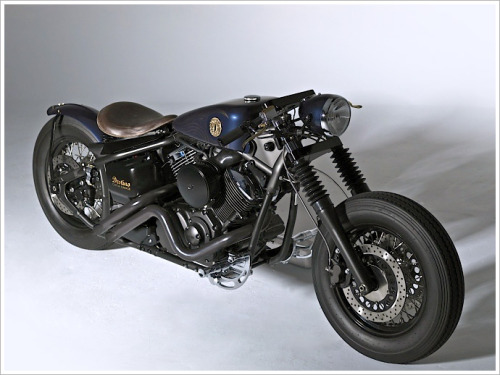 wheelike:  Destino Custom Garage - 'Samurai'
