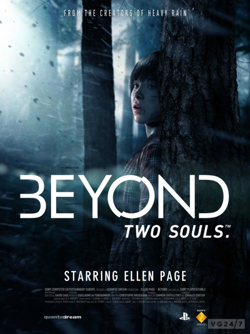 Beyond: Two Souls…..I can't Wait.