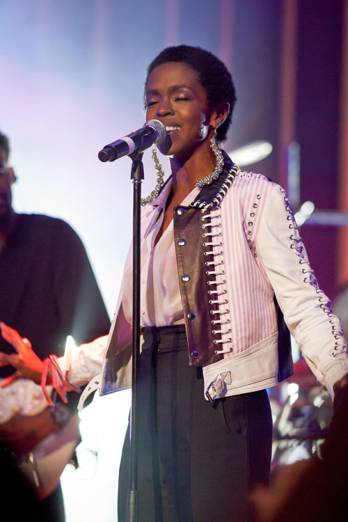 wagz2it:   ms. lauryn hill | highline ballroom, new york city | june 2, 2012