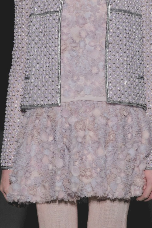 chanel couture spring/summer 2011