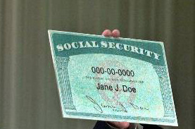 Kartu Social Security Number