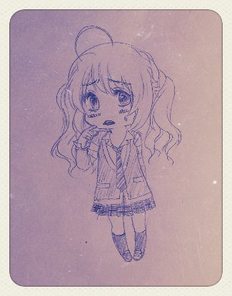 After some semi-realism… I never draw chibis XD