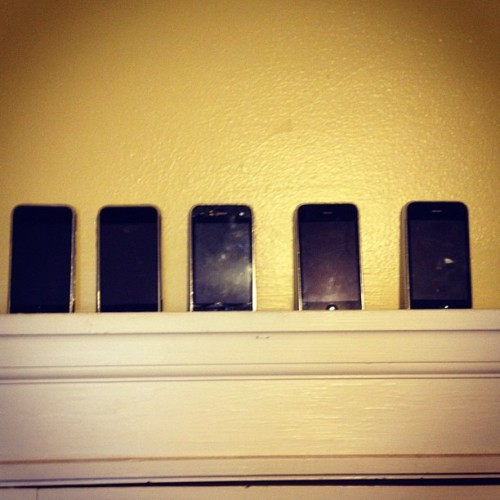 Evolution. (Taken with instagram)