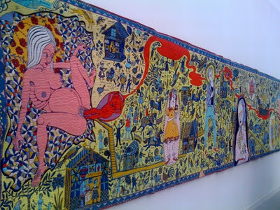 Grayson Perry 2009 The Walthamstow Tapestry
