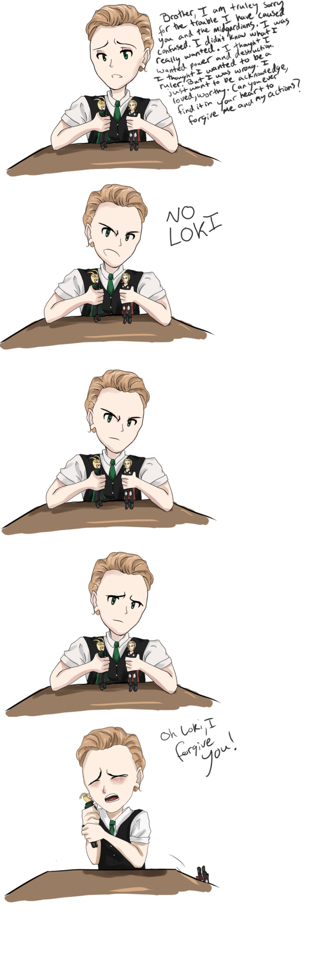 What Tom Hiddleston Does In His Spare Time by ~Sasako