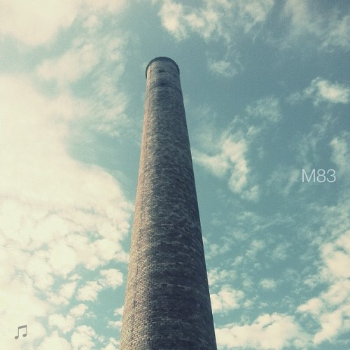 #music #m83 #arena #concert #chimney #weekend  #sky #clouds #burningbridges #bricks #all_shots #austria #wien #vienna #sunday #greatgigs #live #igscout #igersvienna #instaaaaah #gf_daily #gang_family  (Pris avec Instagram à Great gigs)