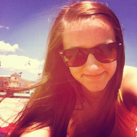 At the beach :)