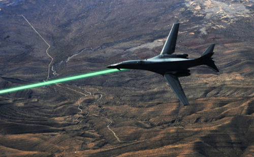 "The Pentagon's ""sci-fi"" weapons programs."