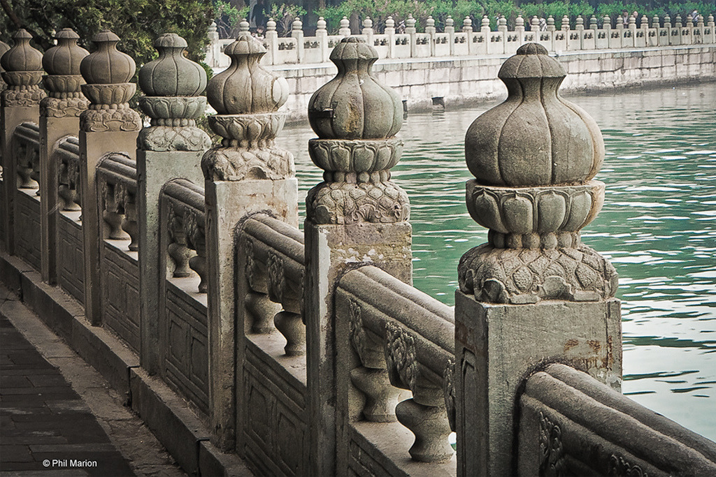 Summer Palace - Beijing (by Phil Marion)