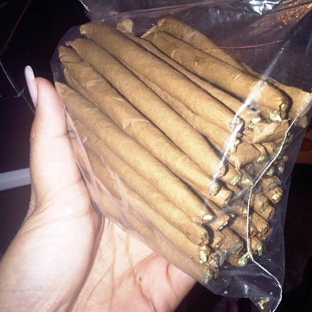 chiinky:  blunts on deck