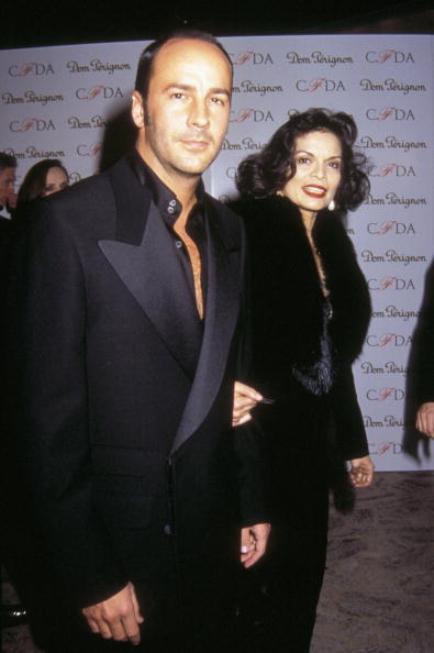 howtotalktogirlsatparties:  Tom Ford, 1996.  Icon.