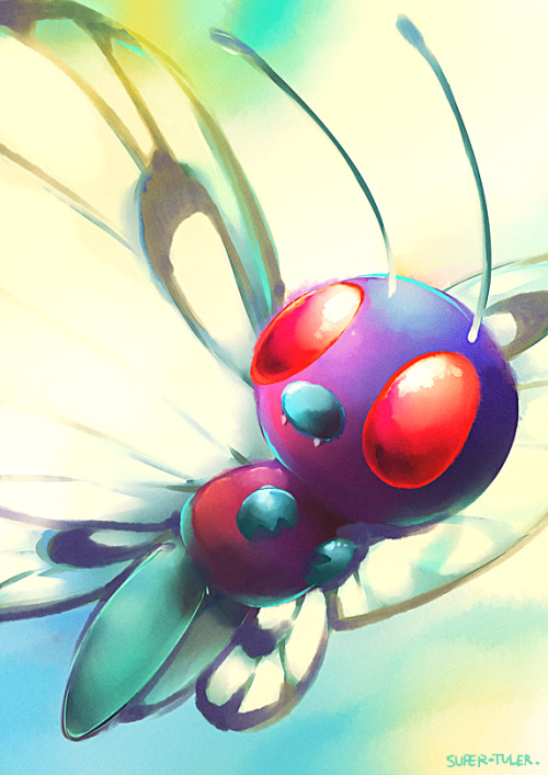 pokemonaresocuteomg:  Take to the Air by =super-tuler  HOLY SHIT!!!