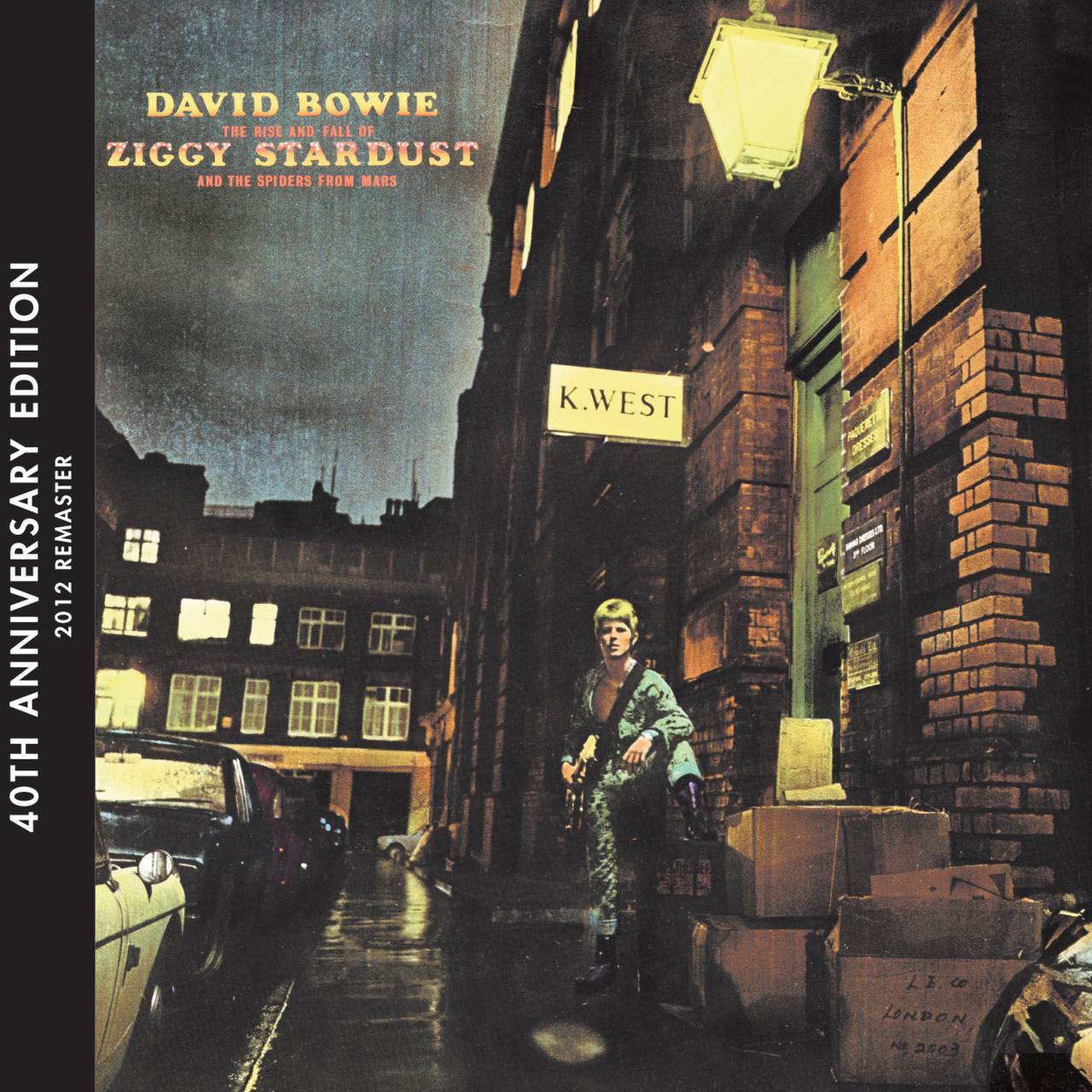 still listen to this album…top ten nprmusic:  Ziggy Stardust Turns 40 It's hard to imagine, but when David Bowie's landmark album first landed, almost no one cared.