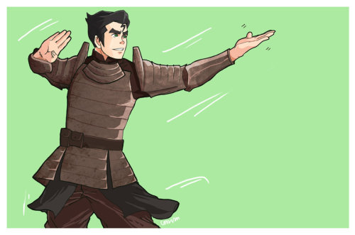 Commission: Officer Bolin by ~cola-san