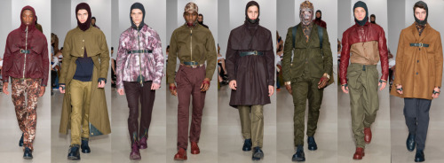 Alexander Lamb Ma Menswear Collection 2012 @lambalexander