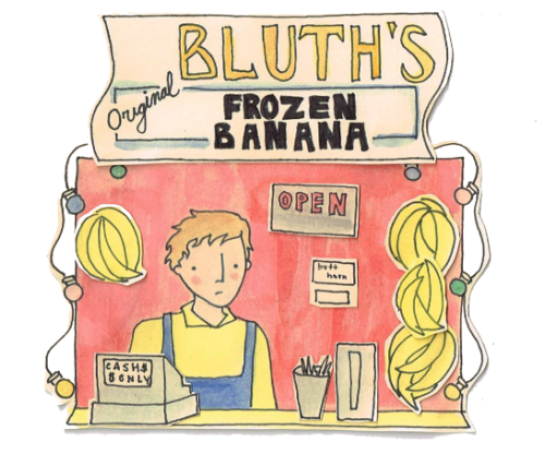 butthorn:  There's always money in the banana stand