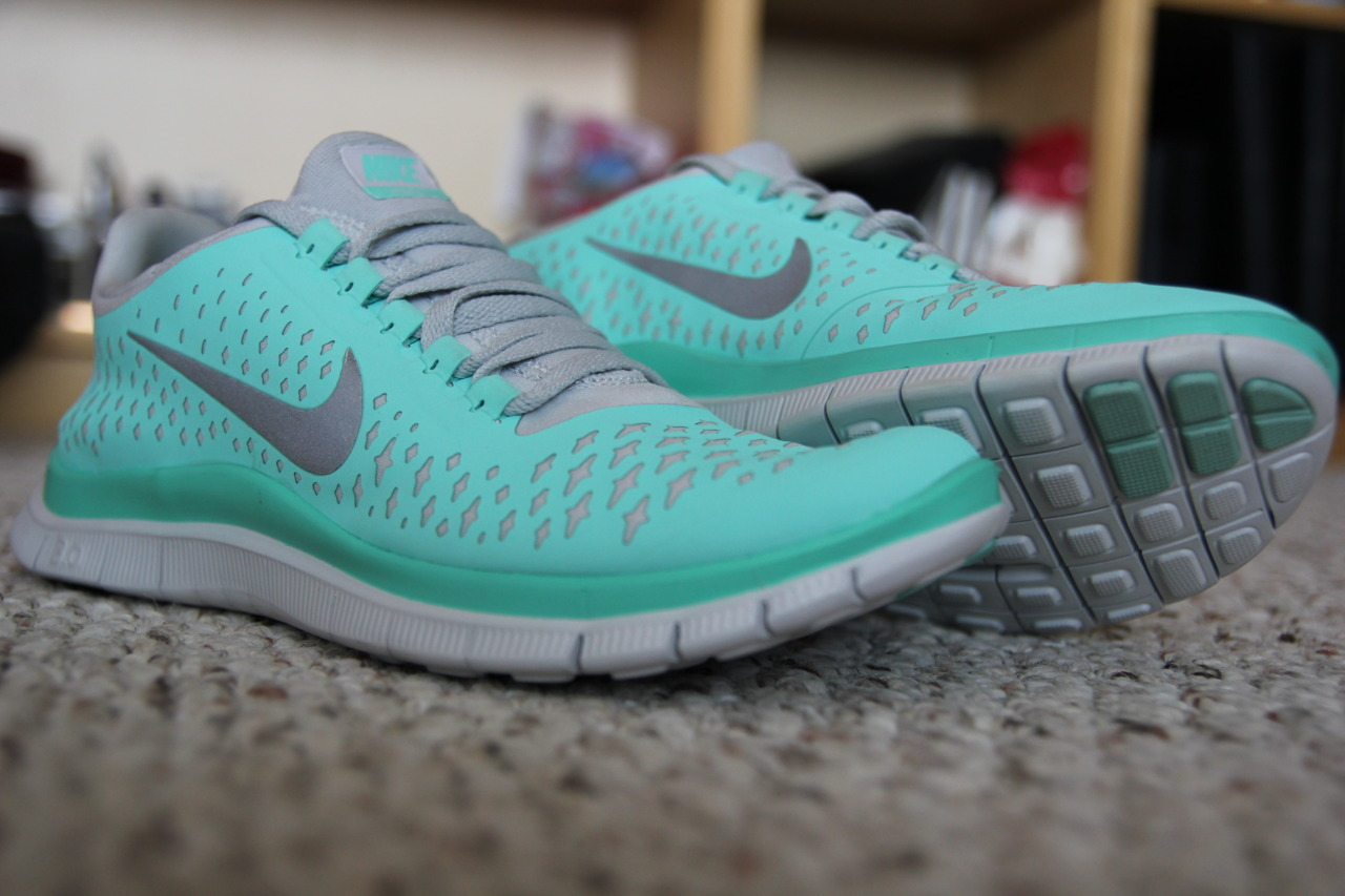 fuckyeahnikes:  alvinater:  Tiffany Free Run 3.  i still get notifications on this c: