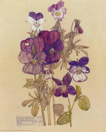 threadbarewhimsy:  Charles Rennie Mackintosh