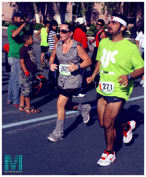 Pictures of 21k Coahuila 2012, are some scenes from the most important event in Saltillo