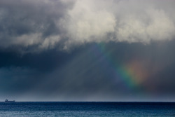 false rainbow