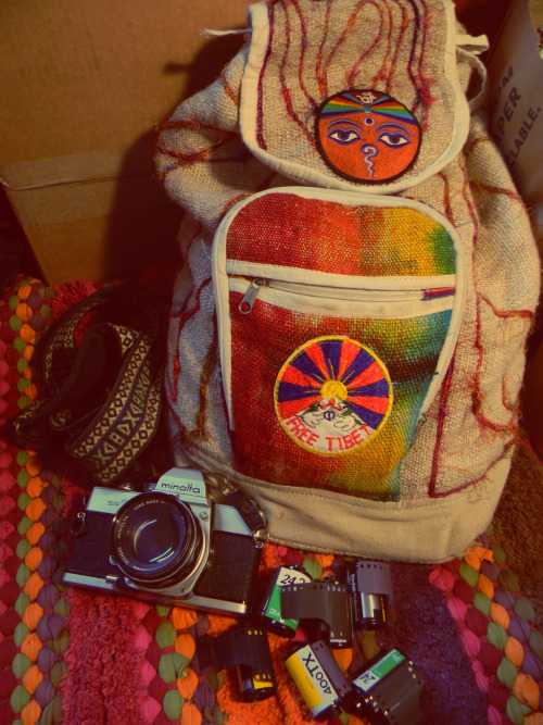marianamystic:  all packed and ready to go ☼