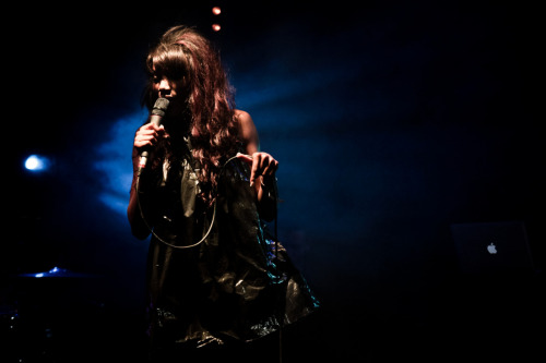 Lulu James @ Liverpool Sound City May 2012 By Michelle Roberts Rockin' The Binbag http://www.sheshoots.co.uk/gallery/ http://sheshoots.tumblr.com/