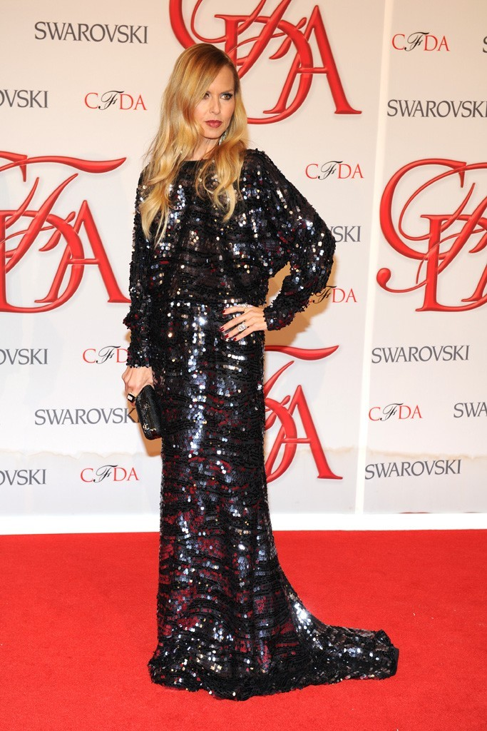 womensweardaily:  CFDA Awards Rachel Zoe Photo by KSW