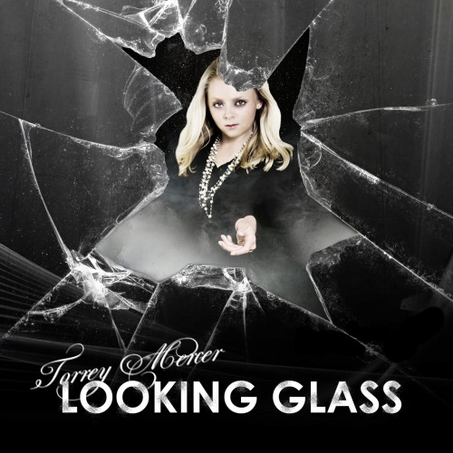 NEW AND IMPROVED album cover of Looking Glass! This is the final version. SO stoked, I love this so much :3
